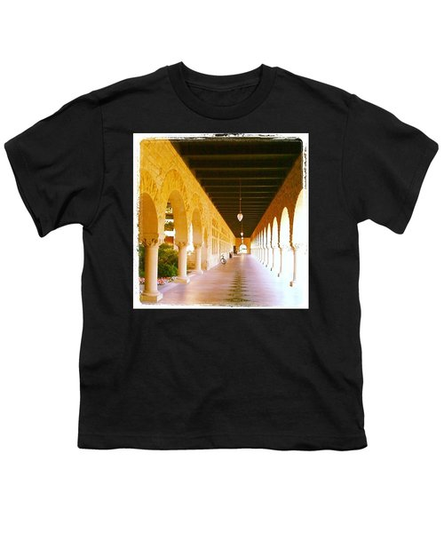 Halls Of Learning - Stanford University Youth T-Shirt