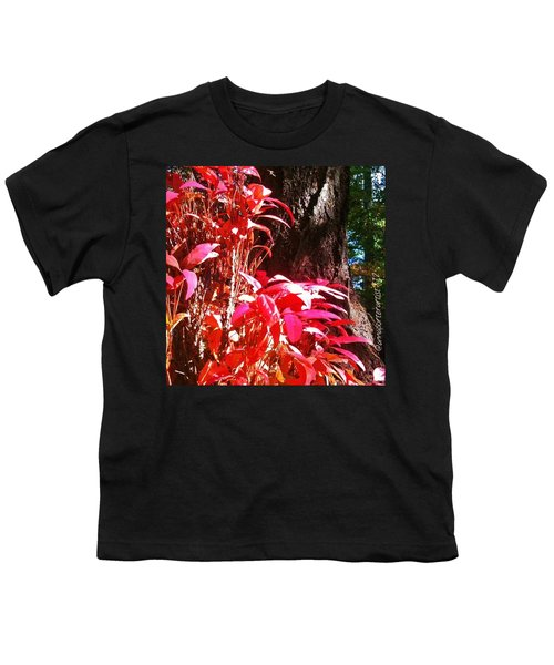In The Shelter Of Your Arms Youth T-Shirt