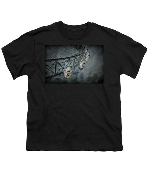 More Then Meets The Eye Youth T-Shirt by Evelina Kremsdorf