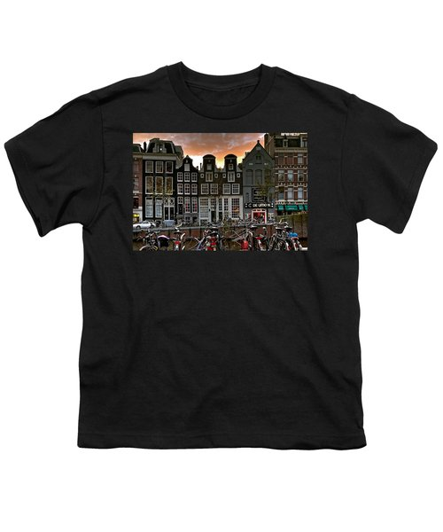 Prinsengracht 458. Amsterdam Youth T-Shirt