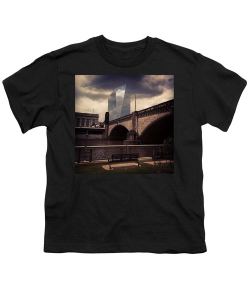 That Building Looks So Neat Today Youth T-Shirt