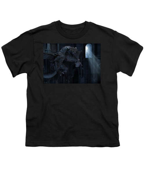 Under The Moonlight Youth T-Shirt