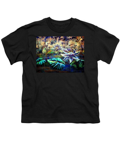 White Lotus Youth T-Shirt