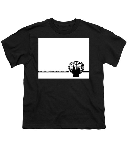 Anonymous Youth T-Shirt