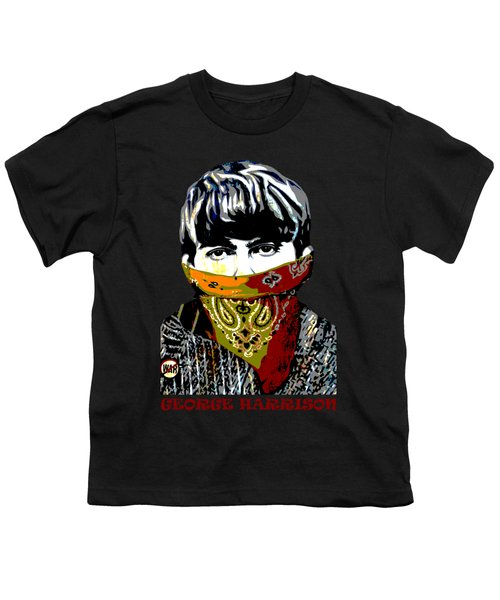 George Harrison Youth T-Shirt by RicardMN Photography