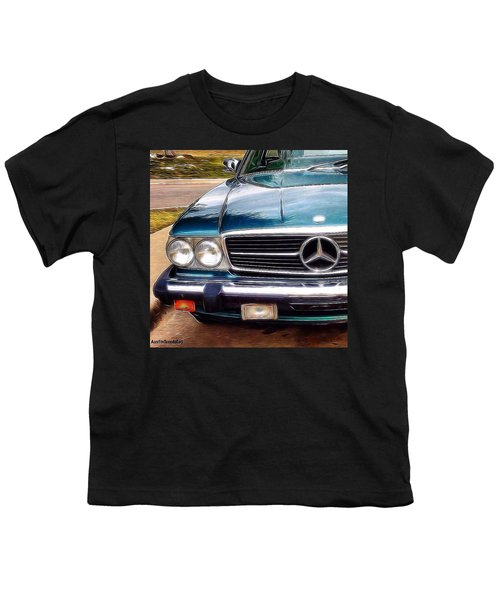 I Love #vintage #cars (and Jewelry Too) Youth T-Shirt