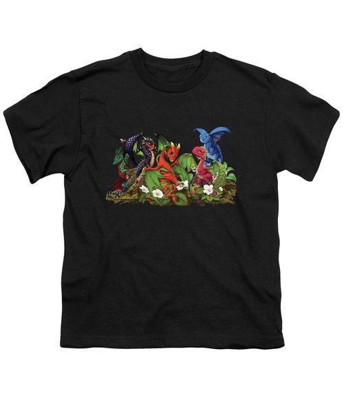 Mixed Berries Dragons T-shirt Youth T-Shirt
