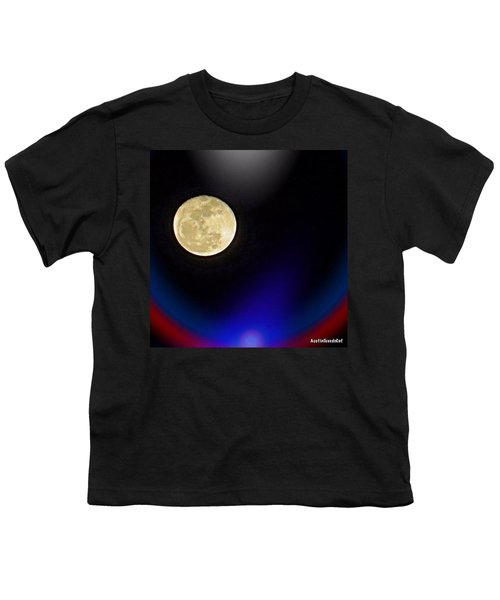 Photoshopping Tonight's #moon. Wish Youth T-Shirt