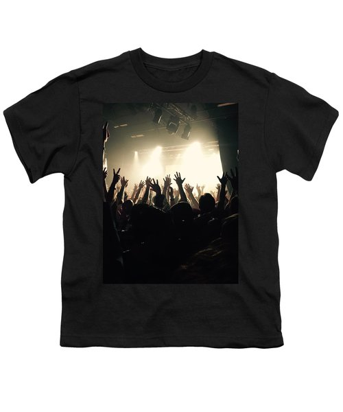 Rock And Roll Youth T-Shirt by Andre Brands