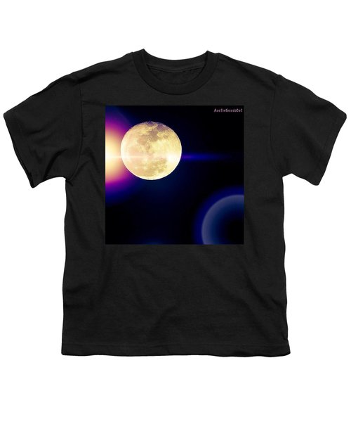 Wouldn't It Be Great If The #moon And Youth T-Shirt