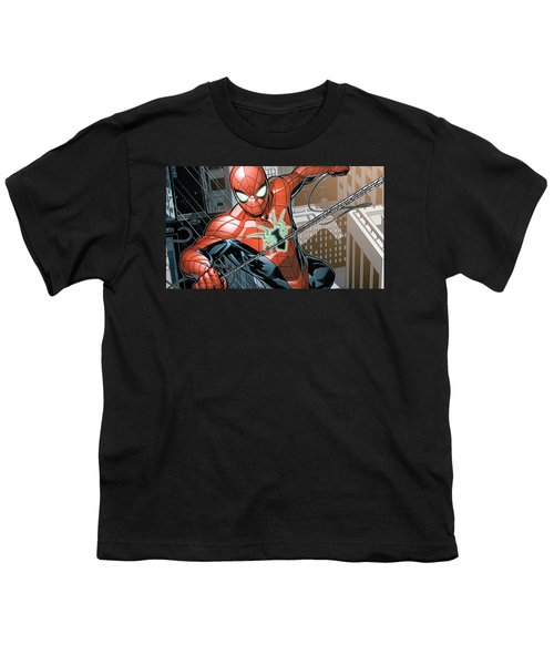 Spider-man Youth T-Shirt