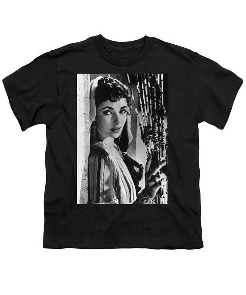 Elizabeth Taylor Youth T-Shirt by American School