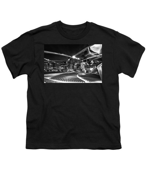 Millennium Park Youth T-Shirt by Sebastian Musial