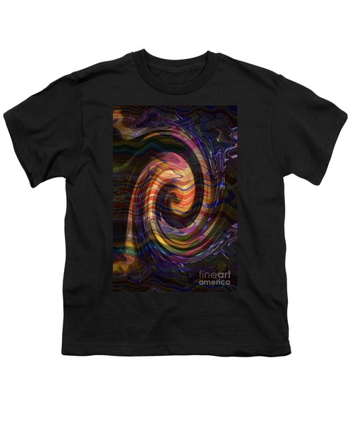 Novino Golden Shades Dramatic Waves Abstract Graphic Artwork By Navinjoshi  Buy Posters Greetings Pi Youth T-Shirt