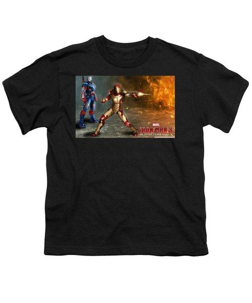 Iron Man 3 Youth T-Shirt