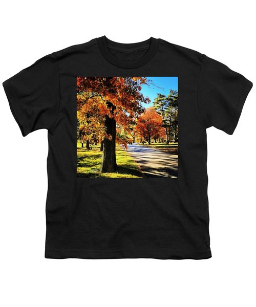 About Autumn Youth T-Shirt