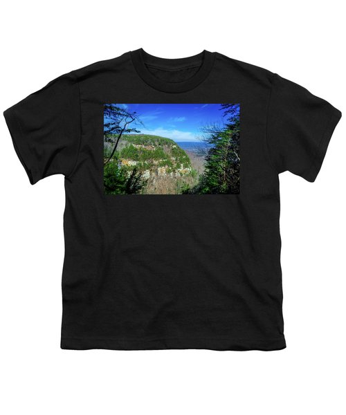 Above The Canyon Youth T-Shirt