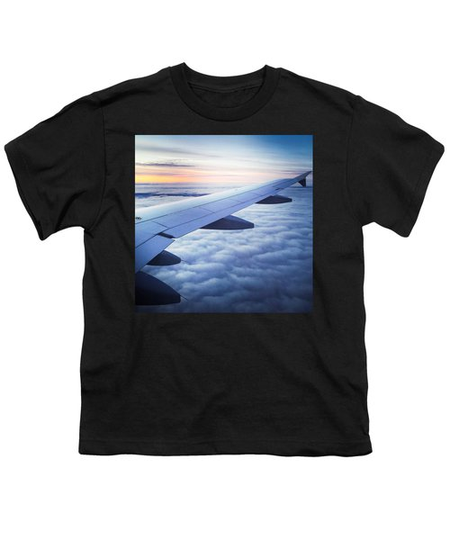 Above The Clouds 01 Youth T-Shirt