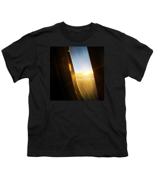 Above The Clouds 05 - Sun In The Window Youth T-Shirt by Matthias Hauser