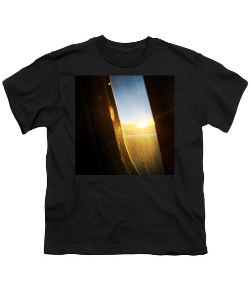 Above The Clouds 05 - Sun In The Window Youth T-Shirt