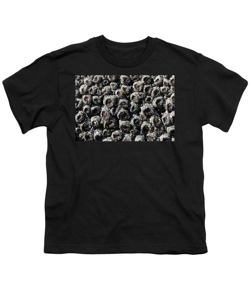 Aggregating Anemones  Youth T-Shirt