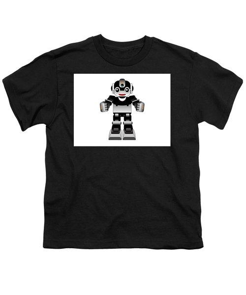 Ai Robot Youth T-Shirt