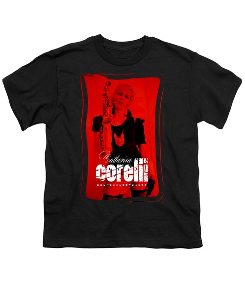 Alice Sax Red Youth T-Shirt