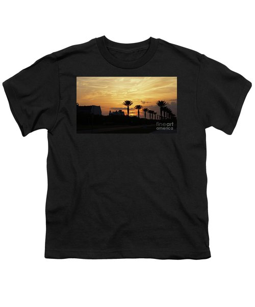 Alys At Sunset Youth T-Shirt