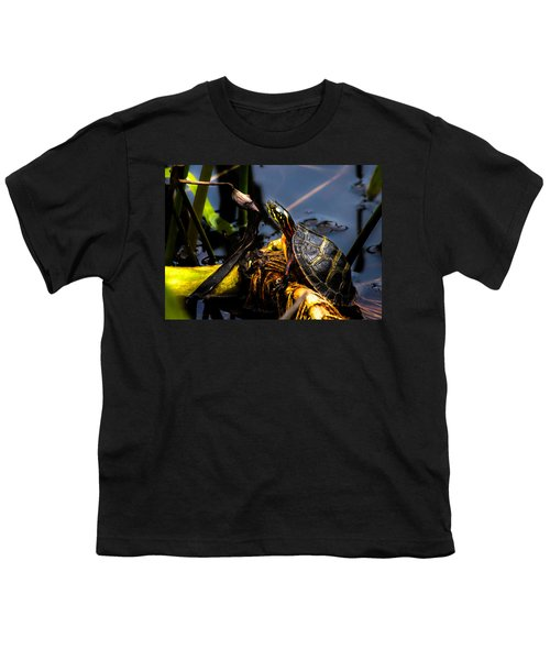 Ant Meets Turtle Youth T-Shirt