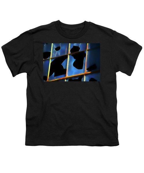 Youth T-Shirt featuring the photograph Apocalypse 1 by Yulia Kazansky