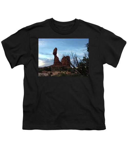 Arches No. 3-1 Youth T-Shirt