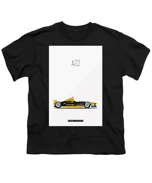 Arrows Asiatech A22 F1 Poster Youth T-Shirt
