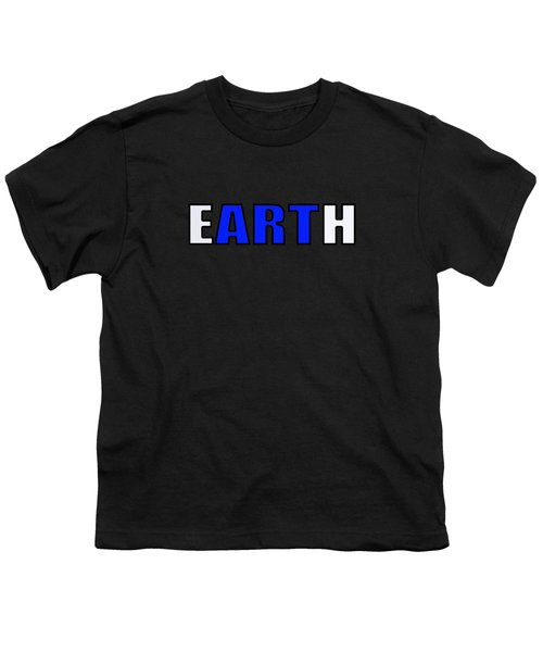 Art In Earth Youth T-Shirt