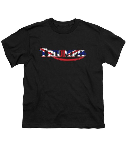 Triumph Logo Phone Case Youth T-Shirt