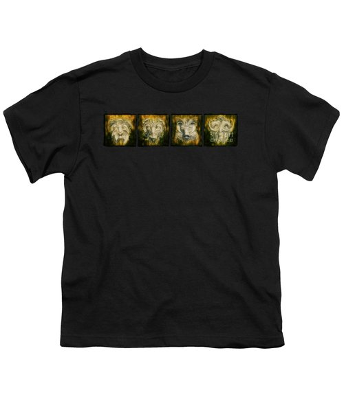 The Lineup Youth T-Shirt by Terry Fleckney