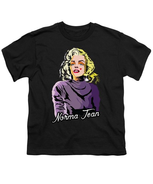 The Timeless Norma Jean Youth T-Shirt