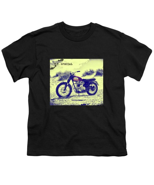 67 Bonneville Tt Special Youth T-Shirt