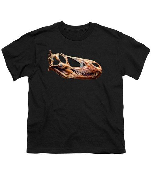 Gorgosaurus Skull Youth T-Shirt