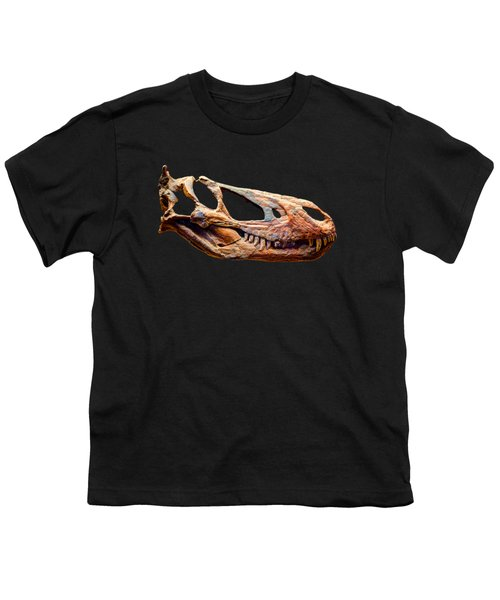 Gorgosaurus Skull Youth T-Shirt