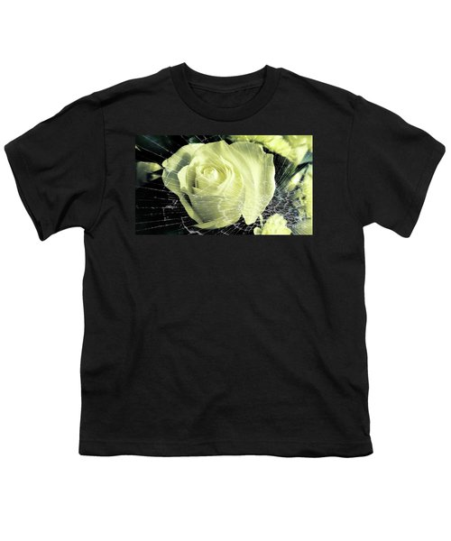 Aunt Edna's Rose Youth T-Shirt