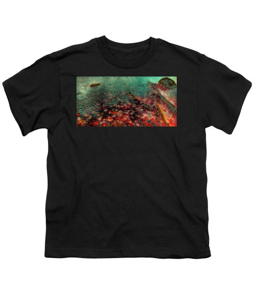 Youth T-Shirt featuring the photograph Autumn Submerged by David Patterson