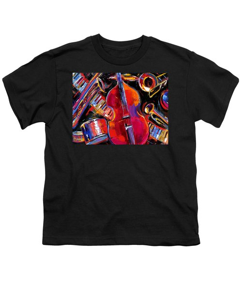 Bass And Friends Youth T-Shirt