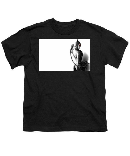 Batman Arkham City Youth T-Shirt