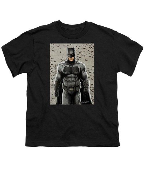 Batman Ben Affleck Youth T-Shirt