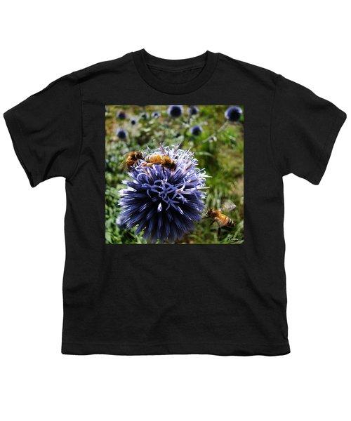 Bee Circles Youth T-Shirt