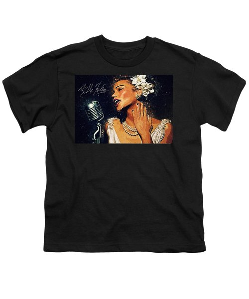 Billie Holiday Youth T-Shirt