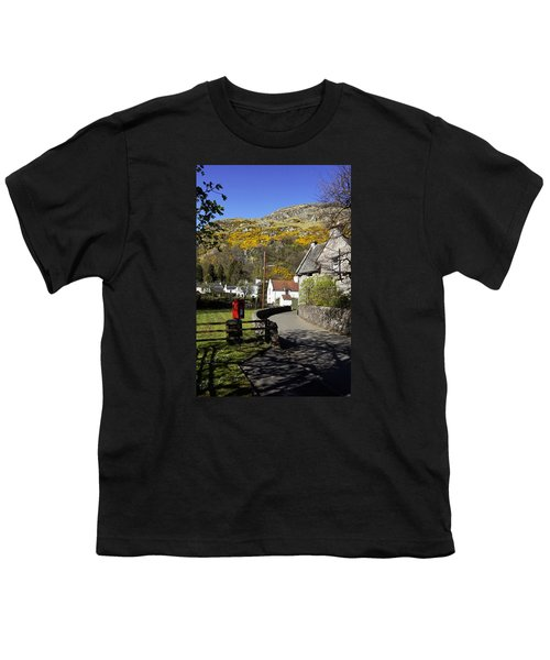 Youth T-Shirt featuring the photograph Blairlogie by Jeremy Lavender Photography