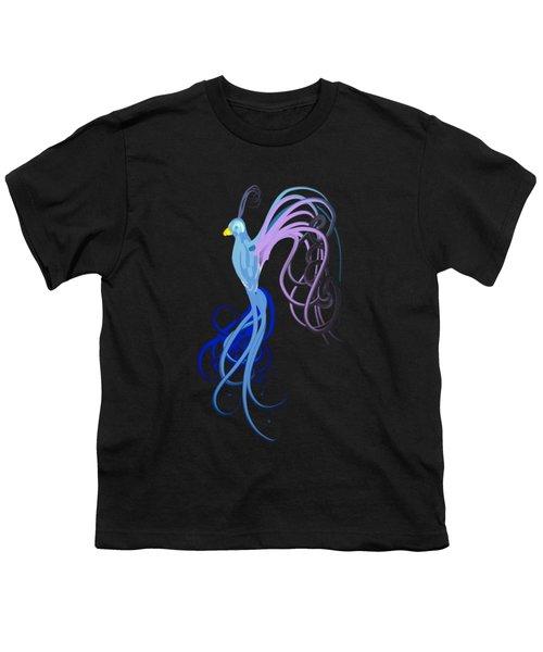 Blu Youth T-Shirt by Diq
