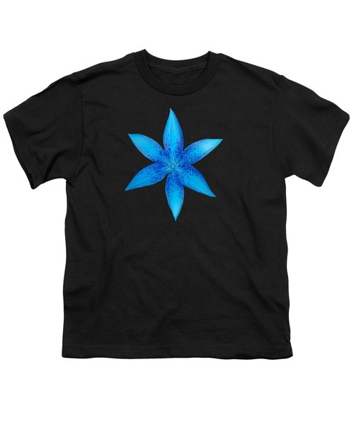 Blue Star  Youth T-Shirt