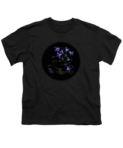 Youth T-Shirt featuring the photograph Bluebells by Alexey Kljatov